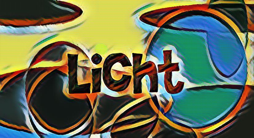 Was ist Licht und wie entsteht es?
